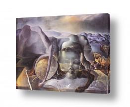 אמנים מפורסמים סלבדור דאלי | endless enigma