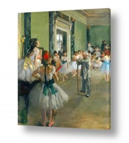 אמנים מפורסמים אדגר דגה | Edgar Degas 009