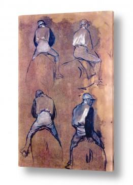 אמנים מפורסמים אדגר דגה | Edgar Degas 043