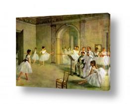אמנים מפורסמים אדגר דגה | Edgar Degas 046