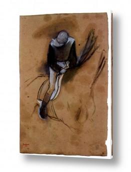 אמנים מפורסמים אדגר דגה | Edgar Degas 055