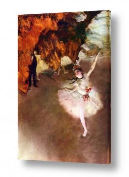 אמנים מפורסמים אדגר דגה | Edgar Degas 068
