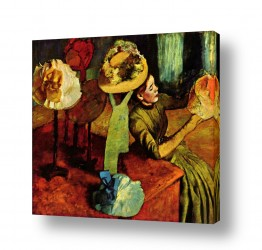 אמנים מפורסמים אדגר דגה | Edgar Degas 089