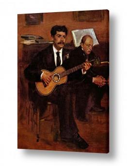אמנים מפורסמים אדגר דגה   Edagr Degas 090