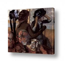 אמנים מפורסמים אדגר דגה | Edgar Degas 091