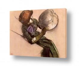 אמנים מפורסמים אדגר דגה   Edgar Degas 092