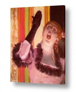 אמנים מפורסמים אדגר דגה   Edagar Degas 093