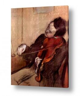 אמנים מפורסמים אדגר דגה | Edgar Degas 095