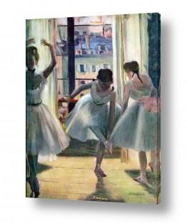אמנים מפורסמים אדגר דגה | Edgar Degas 096