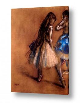אמנים מפורסמים אמנים מפורסמים שנמכרו | Edgar Degas 098