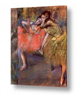 אמנים מפורסמים אדגר דגה   Edgar Degas 099