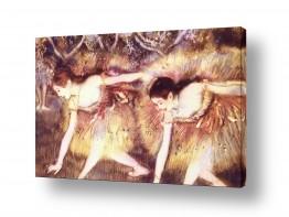 אמנים מפורסמים אדגר דגה   Edgar Degas 100
