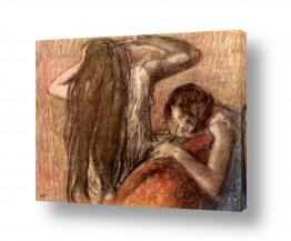 אמנים מפורסמים אדגר דגה   Edgar Degas 102