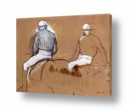אמנים מפורסמים אדגר דגה | Edgar Degas 103