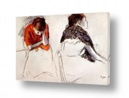 אמנים מפורסמים אדגר דגה | Edgar Degas 105