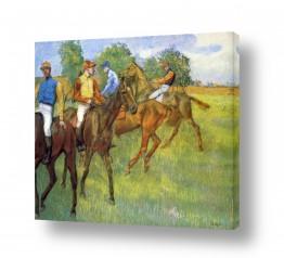 אמנים מפורסמים אדגר דגה   Edgar Degas 107