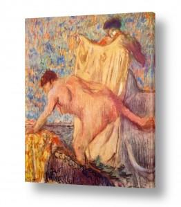 אמנים מפורסמים אדגר דגה   Edgar Degas 108