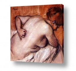אמנים מפורסמים אדגר דגה   Edgar Degas 111
