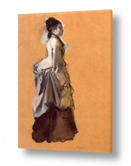 אמנים מפורסמים אדגר דגה   Edgar Degas 115