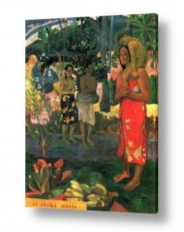 אמנים מפורסמים אמנים מפורסמים שנמכרו | Paul Gauguin 043