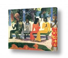 פינת אוכל פינת אוכל קלאסית   Paul Gauguin 044