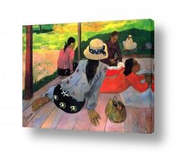 אמנים מפורסמים אמנים מפורסמים שנמכרו | Paul Gauguin 053