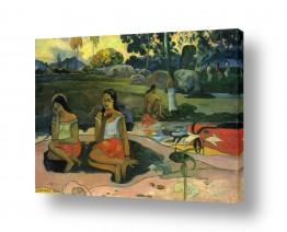 אמנים מפורסמים פול גוגן | Paul Gauguin 062