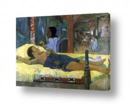 אמנים מפורסמים פול גוגן | Paul Gauguin 065