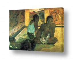 אמנים מפורסמים פול גוגן | Paul Gauguin 067