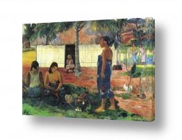אמנים מפורסמים פול גוגן | Paul Gauguin 068