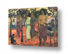 אמנים מפורסמים פול גוגן | Paul Gauguin 069