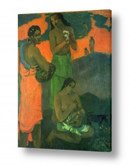 אמנים מפורסמים פול גוגן | Paul Gauguin 072