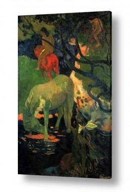 אמנים מפורסמים פול גוגן | Paul Gauguin 073