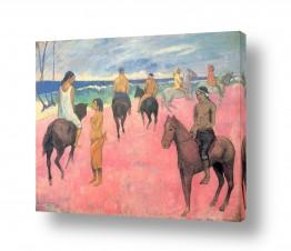 אמנים מפורסמים פול גוגן | Paul Gauguin 075