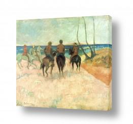 אמנים מפורסמים פול גוגן | Paul Gauguin 076