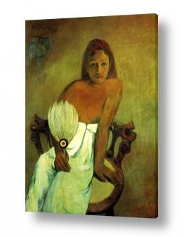 אמנים מפורסמים פול גוגן | Paul Gauguin 077