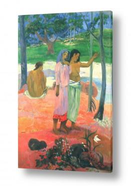 אמנים מפורסמים פול גוגן | Paul Gauguin 078