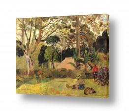 אמנים מפורסמים פול גוגן | Paul Gauguin 079