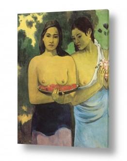 אמנים מפורסמים פול גוגן | Paul Gauguin 080