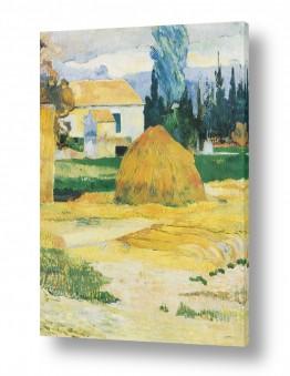 אמנים מפורסמים פול גוגן | Paul Gauguin 081