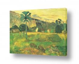 אמנים מפורסמים פול גוגן | Paul Gauguin 082