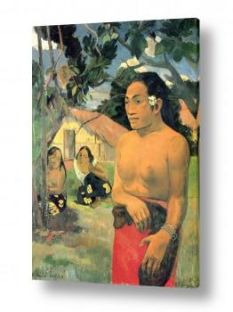 אמנים מפורסמים פול גוגן | Paul Gauguin 084