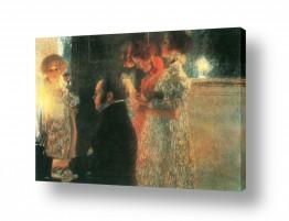 אמנים מפורסמים גוסטב קלימט | Gustav Klimt 002