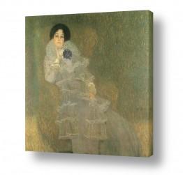 אמנים מפורסמים גוסטב קלימט | Gustav Klimt 003