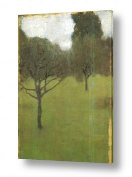 אמנים מפורסמים גוסטב קלימט | Gustav Klimt 004
