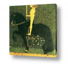 אמנים מפורסמים גוסטב קלימט | Gustav Klimt 006