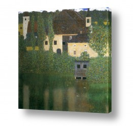 אמנים מפורסמים גוסטב קלימט | Gustav Klimt 008