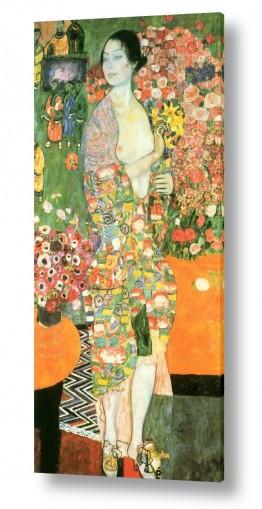 אמנים מפורסמים גוסטב קלימט | Gustav Klimt 009