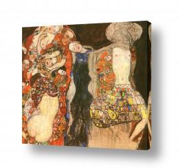 אמנים מפורסמים גוסטב קלימט | Gustav Klimt 011