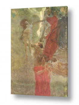 אמנים מפורסמים גוסטב קלימט | Gustav Klimt 012